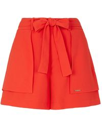 Ted Baker Mitty Shorts - Red