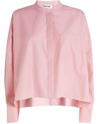 Partow Cotton Ardin Shirt - Pink