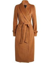 PAIGE Greylin Coat - Brown