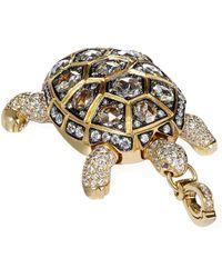 Annoushka - Mythology Turtle Locket - Lyst