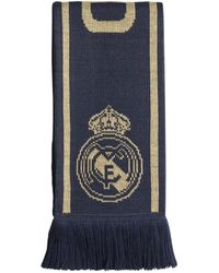 adidas Real Madrid Scarf - Blue