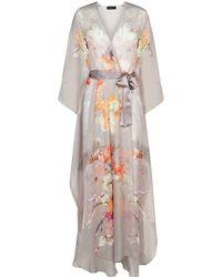Meng | Sheer Silk Kimono | Lyst