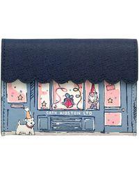 Cath Kidston - 25th Anniversary Shop Mini Purse - Lyst