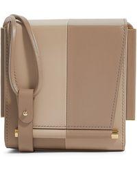 ROKSANDA Leather Two-tone Box Bag - Multicolor