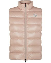 Moncler - Ghany Quilted Gilet - Lyst