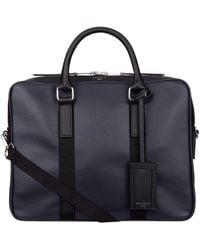 Sandro - Small Contrast Detail Briefcase - Lyst