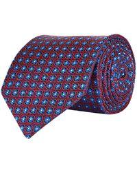 Eton of Sweden - Dotted Tie - Lyst