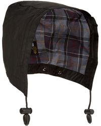 Barbour - Bedale Waxed Hood - Lyst