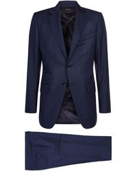 Tom Ford O'connor Two-piece Suit - Blue