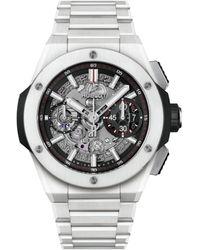 Hublot - Ceramic Big Bang Integral Watch 42mm - Lyst