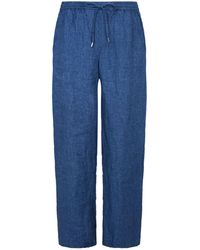 A Kind Of Guise Samurai Pants - Blue