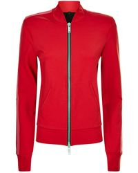 Unravel - Tech Viscose Track Jacket W/ Band - Lyst