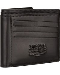 Maison Margiela - Inside Out Leather Wallet - Lyst