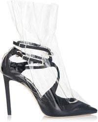 Jimmy Choo - X Off-white Claire 100 Court Shoes - Lyst
