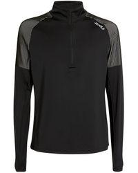 2XU Light Speed Half-zip Jacket - Black