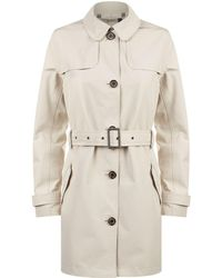 Barbour | Thornhill Trench Coat | Lyst