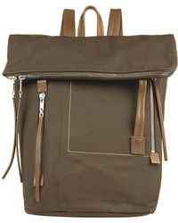 Rick Owens | Canvas Backpack, Grey, One Size | Lyst