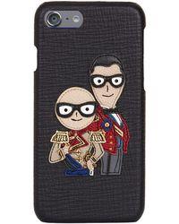 Dolce & Gabbana | Dg Family Iphone 7 Case | Lyst