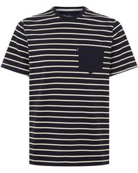 Barbour - Tow Stripe T-shirt - Lyst