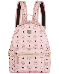 MCM - Small Stark Backpack - Lyst