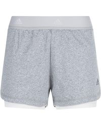 adidas - Two-in-one Shorts - Lyst