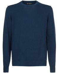 Corneliani - Textured Knit Sweater - Lyst