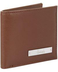 Harrods - Caspian Bi-fold Wallet - Lyst