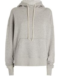 RE/DONE Relaxed Hoodie - Grey