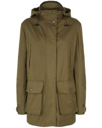 James Purdey & Sons - Soundless Waterproof Coat - Lyst