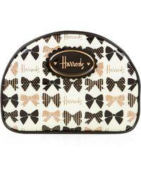 Harrods - Glitter Bows Cosmetic Bag - Lyst