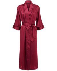 Harrods - Long Robe - Lyst