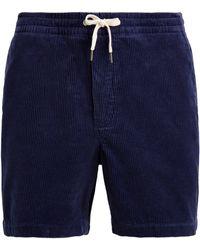 Ralph Lauren - Corduroy Polo Prepster Shorts - Lyst