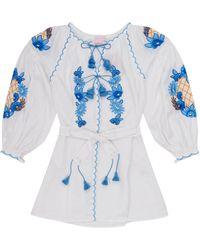 MARCH11 - Flower Dress - Lyst