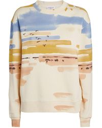 Claudie Pierlot Painting Sweatshirt - Multicolour