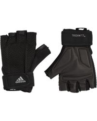 adidas Training Climacool Gloves - Black