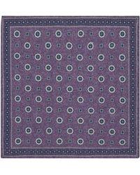 Brunello Cucinelli Wool Scarf - Purple