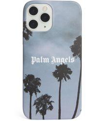 Palm Angels - Palms Boulevard Iphone 12 Pro Phone Case - Lyst