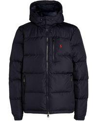 Ralph Lauren Padded Jacket - Blue