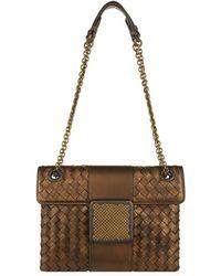 Bottega veneta Shoulder  bag Lumb Leather Pink 172027v9094 6871 in ... 004491aabc