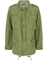 Polo Ralph Lauren - Military Jacket - Lyst
