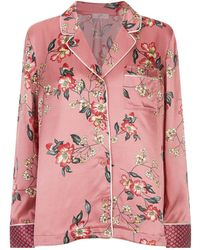 Joie - Lillit Floral Pyjama Shirt - Lyst