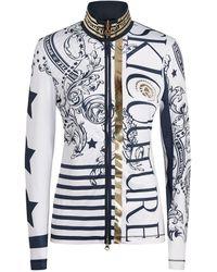 Sportalm Ski Couture Jacket - White