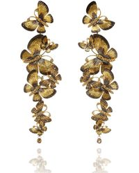 Annoushka - Butterflies Chandelier Earrings - Lyst