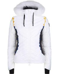 Rossignol Winoki Spikes Ski Jacket - White