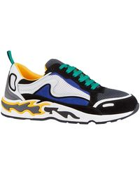 Sandro - Flame Sneakers - Lyst