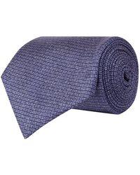 Corneliani - Jacquard Silk Tie - Lyst