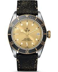 Tudor - Black Bay Steel Watch 41mm - Lyst