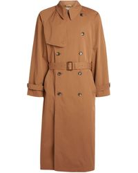 KENZO Trench Coat - Brown