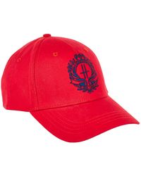 Harrods - Crest Embroidered Cap - Lyst