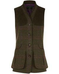 James Purdey & Sons - Classic Tweed Vest Gilet - Lyst